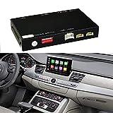 Road Top Retrofit Kit Decodificador con interfaz inalámbrica Apple CarPlay Android Auto para Audi...