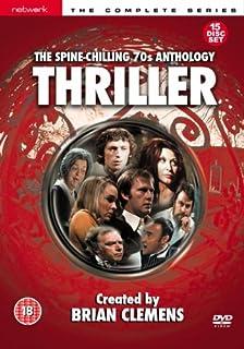 Thriller - The Complete Series (15 Disc Box Set) [DVD] (B0009P7VWG) | Amazon price tracker / tracking, Amazon price history charts, Amazon price watches, Amazon price drop alerts