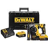 DEWALT 20V MAX SDS Rotary Hammer Drill Kit, 5-Ah...