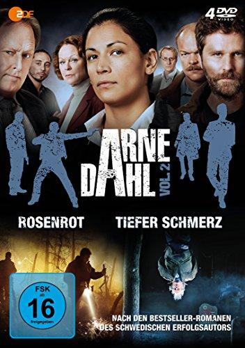 Arne Dahl - Vol. 2 [4 DVDs]
