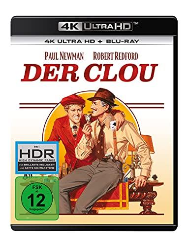 Der Clou (4K Ultra HD) (+ Blu-ray 2D)