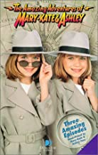 The Amazing Adventures of Mary-Kate & Ashley VHS