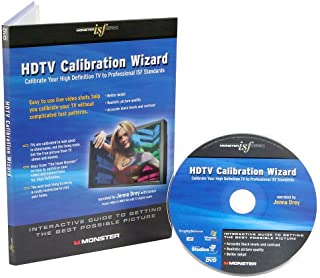 Monster/ISF HDTV Calibration Wizard DVD (Discontinued by Manufacturer)