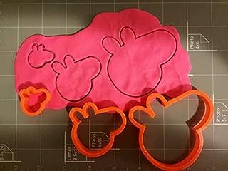 Pig Cookie Cutter (2 Inch)