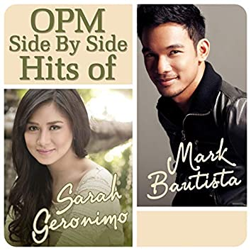OPM Side By Side Hits of Sarah Geronimo & Mark Bautista
