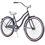 Huffy 26' Cranbrook Women's Cruiser Bike - Black/Pink