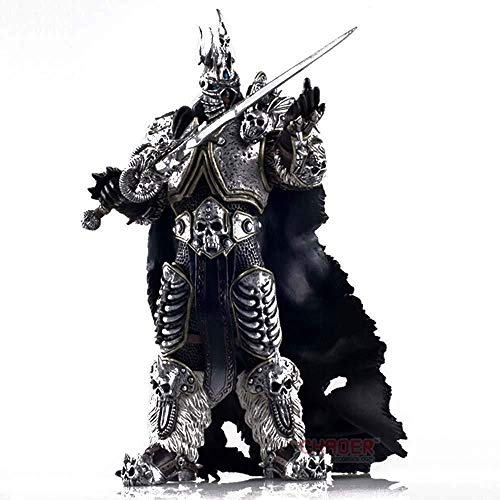 Desconocido World of Warcraft Heroes of The Storm - Serie de Figuras Arthas (17 Pulgadas)