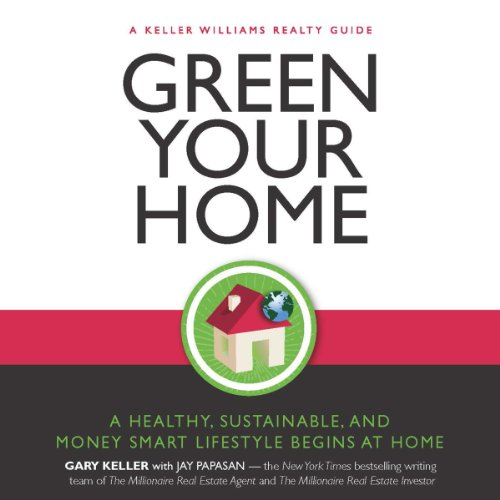 Green Your Home audiobook cover art