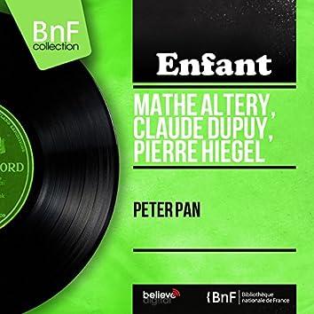 Peter Pan (feat. Jacques Météhen et son orchestre) [Mono Version]