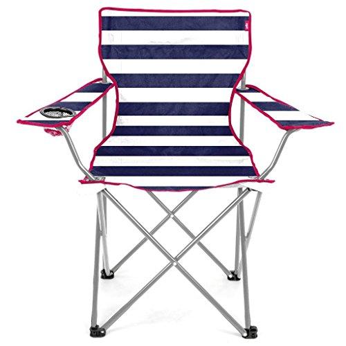 Kids Kinder klappbar Angeln Camping Wandern Picknick Garten Stuhl klappbar, Stripes Chair