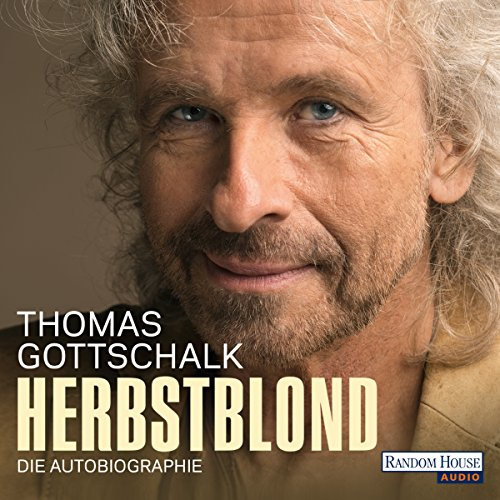 Herbstblond audiobook cover art