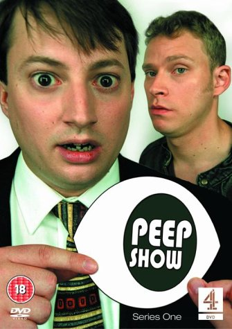 CHANNEL 4 DVD Peep Show - Series One [DVD]