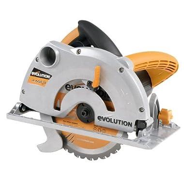 Evolution Rage-B Multipurpose Circular Saw 185 mm - 110 V by EVOLUTION (POWERTOOLS)
