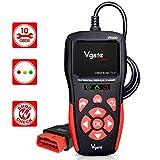 vgate VR800 Strumento di Scansione OBD2 Diagnostica OBDII Lettore di Codici Errore Controllare la Luce del Motore Scanner Auto con Dati in Tempo Reale