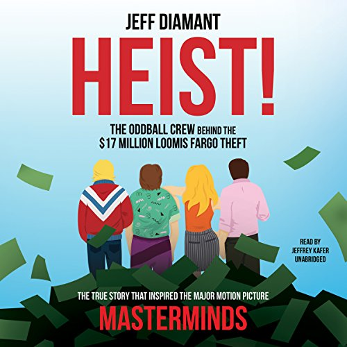 Heist audiobook cover art