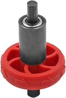 Tekijun Electric Start Adapter, Electric Engine Start Drill Bit Adapter Lawn Mower Starter Plug Button Part for Garden