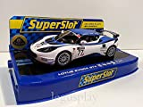 SuperSlot - Coche Slot Lotus Evora (Hornby S3599)
