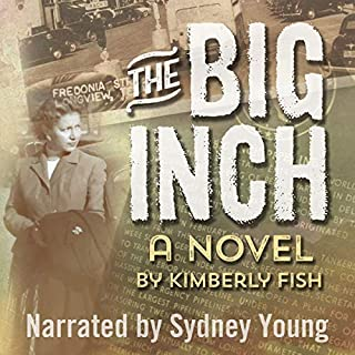 The Big Inch     Misfits and Millionaires, Volume 1              By:                                                                                                                                 Kimberly Fish                               Narrated by:                                                                                                                                 Sydney Young                      Length: 10 hrs and 22 mins     14 ratings     Overall 4.5
