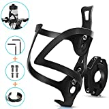 Best Bike Cup Holders - Bike Cup Holder, Bicycle 2-in-1 Bottle Bracket, Aluminum Review