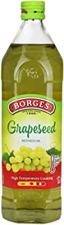 Borges Grapeseed Oil, 1L