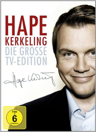 Hape Kerkeling - Die grosse TV-Edition [11 DVDs]
