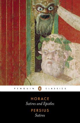 The Satires of Horace and Persius (Penguin Classics)