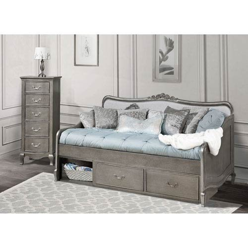 timeless design 502e4 7d7e4 Daybeds with Storage Drawers: Amazon.com