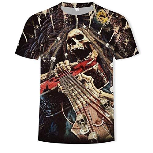 SSBZYES Camiseta para Hombre Camiseta de Verano de Manga Corta para Hombre Camiseta Estampada Camiseta de Talla Grande para Hombre Camiseta Casual para Hombre Deportes al Aire Libre