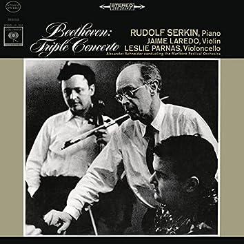 "Beethoven: Concerto for Piano, Violin, Cello And Orchestra, Op. 56 ""Triple Concerto"""