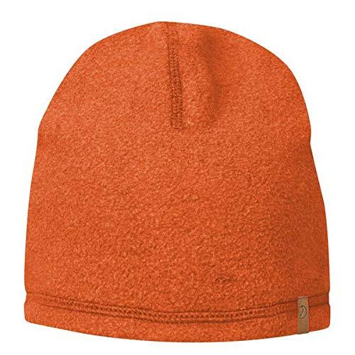FJÄLLRÄVEN Lappland Fleece Bonnet Mixte, Orange (Safety Orange 210), Taille Unique