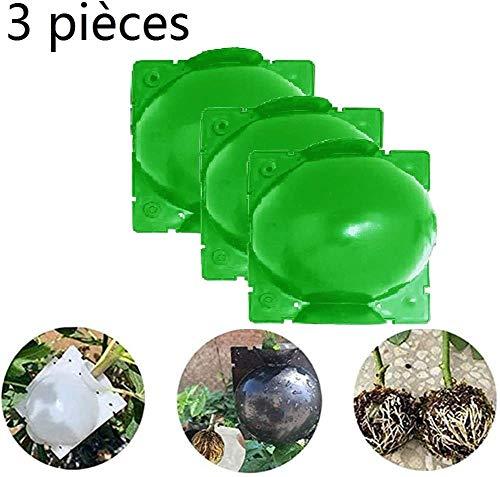 Surfilter - Quelltabletten in Green, Größe 3pcs - 5cm/1.9
