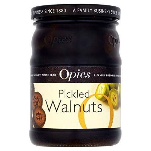 Opies Animer and NEW before selling ☆ price revision Pickled Walnuts - 390g