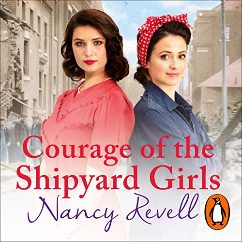 Courage of the Shipyard Girls cover art