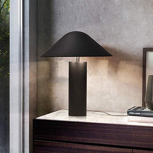 FURNITURE Lámpara de Mesa Lámpara de Pie Personalidad Diseñador Creativo Sala de Estar Dormitorio Oficina Modelo Habitación Ingeniería/Negro