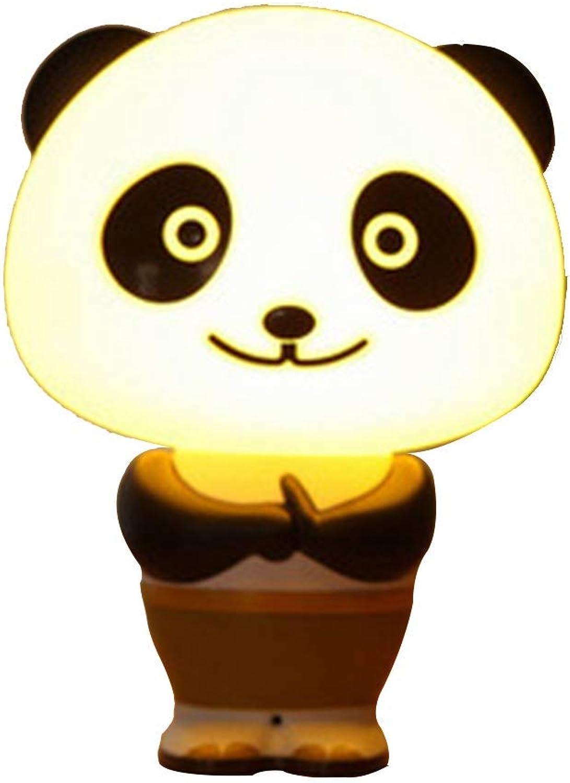 40% de descuento Zhang Ying ZY Luz Luz Luz de la Noche Europea de Panda Control Creativo de Hora Normal Control de diálogo Inteligente Acrílico Pantalla Ojos Iluminación Interior Salón Dormitorio Estudio Cabina Villa  tienda en linea