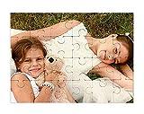 Puzzles Personalizados 24 Piezas con Fotos | Varios tamaños Disponibles (4 a 2000 Piezas) | Material: Cartón | Tamaño: 24 Piezas (20 x 14,5 cm) - SIN Caja Personalizada
