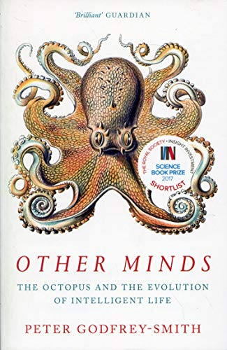 Price comparison product image Other Minds: The Octopus and the Evolution of Intelligent Life