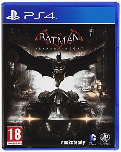 Batman: Arkham Knight (PS4) by Warner Bros.
