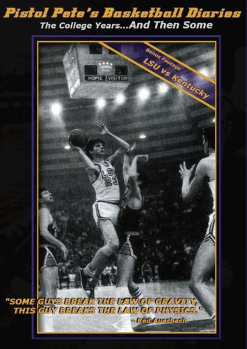 Pistol Pete\'s (Maravich) Basketball Diaries