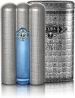Cuba Prestige Platinum EDT förgasare/spray för honom 90 ml