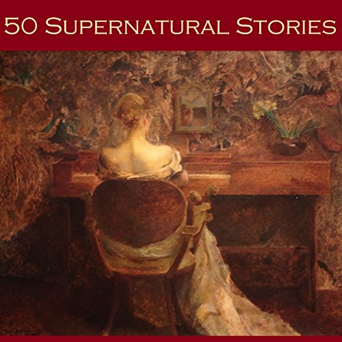 Fifty Supernatural Stories cover art