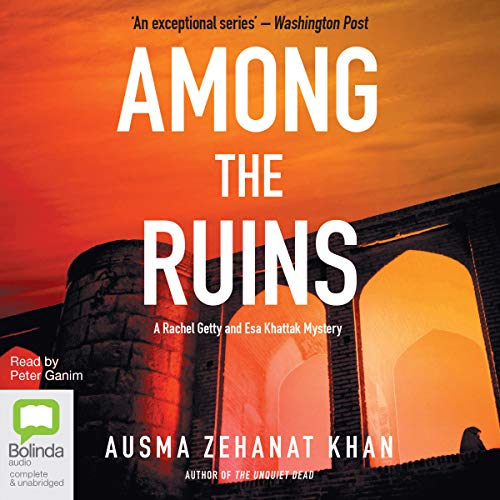 Among the Ruins audiobook cover art