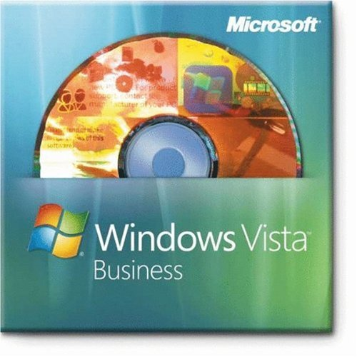 Windows Vista Business SP1 64-bit English 1pk DSP OEI DVD with Windows 7 Upgrade Offer Form (PC DVD)