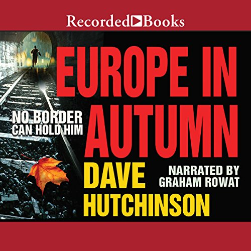 Europe in Autumn audiobook cover art