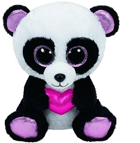 Ty Inc Peluche Tierno Oso Panda 15 cm