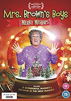 Mrs. Brown's Boys - Merry Mishaps!
