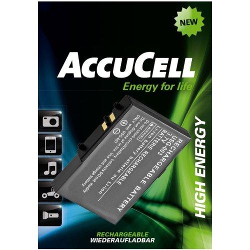 AccuCell Akku passend für Nintendo DS Lite, 800mAh
