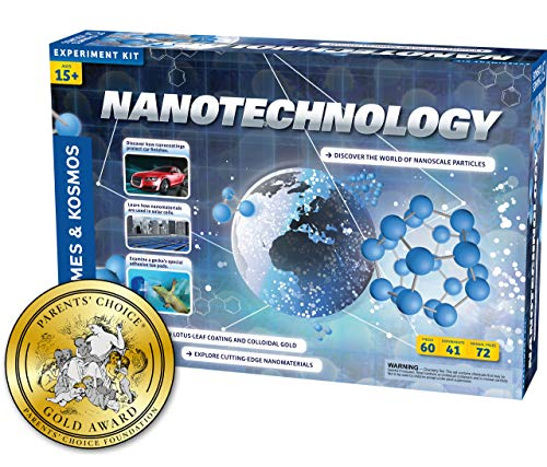 Product Image of the Thames & Kosmos Nanotechnology Science Experiment Kit