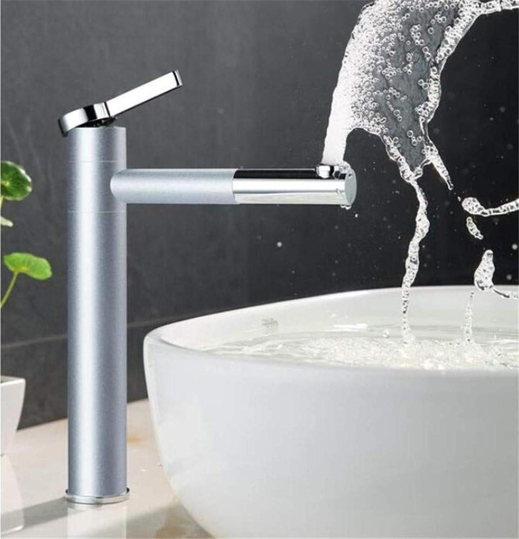 360 ° drehbaren Wasserhahn Retro Wasserhahn Badezimmer Einhebel hei und kalt Waschbecken Wasserhahn Becken Wasserhahn