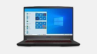 "MSI GF65 Thin 10SDR VR-Ready Gaming Laptop, 15.6"" FHD 144Hz LED IPS Display, Intel 6-Core i7-10750H, 16GB DDR4, 1TB NVMe S..."